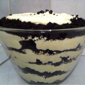 Oreo Cheese Cake Parfait